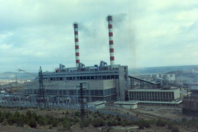 centrale thermique JLEC- transformation d'énergie
